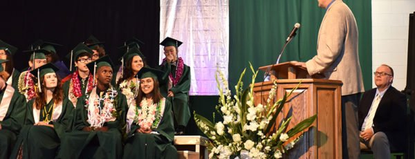Commencement Address, by Mr. Yingling