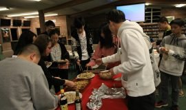International Students Celebrate Chinese New Year