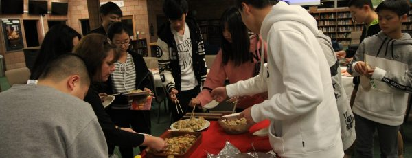 International Students Celebrate Chinese New Year