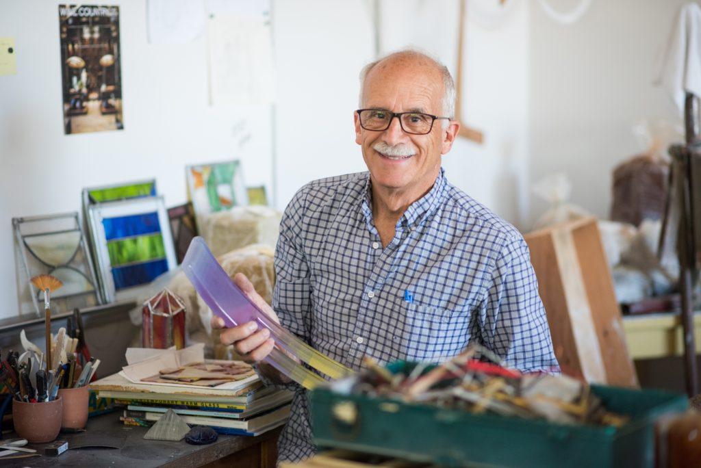 Robert Pappas, Art Fundamentals / Ceramics / Glass Art