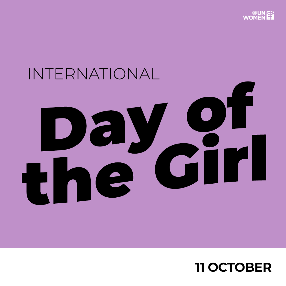 UN Day of the Girl