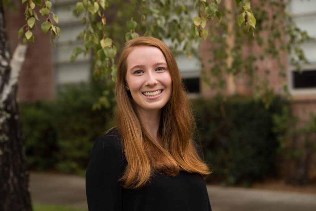 Hannah Barnhart, Senior Accounting Clerk
