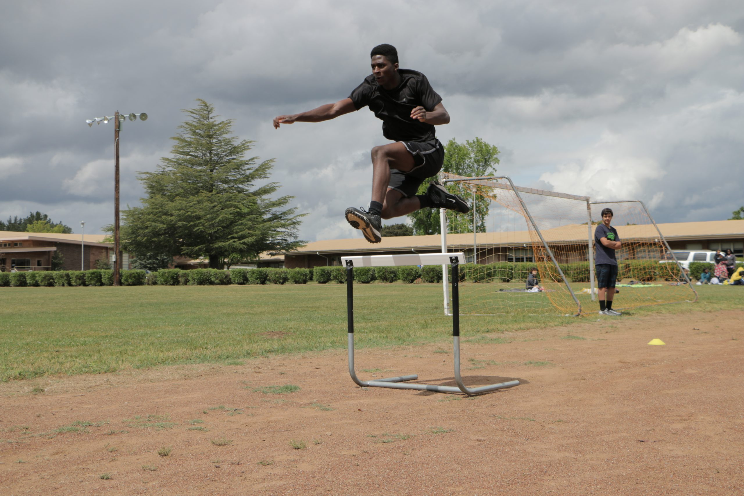 track and field jump